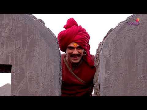Veer Shivaji - 23rd March 2012 - वीर शिवाजी  - Full Episode 137