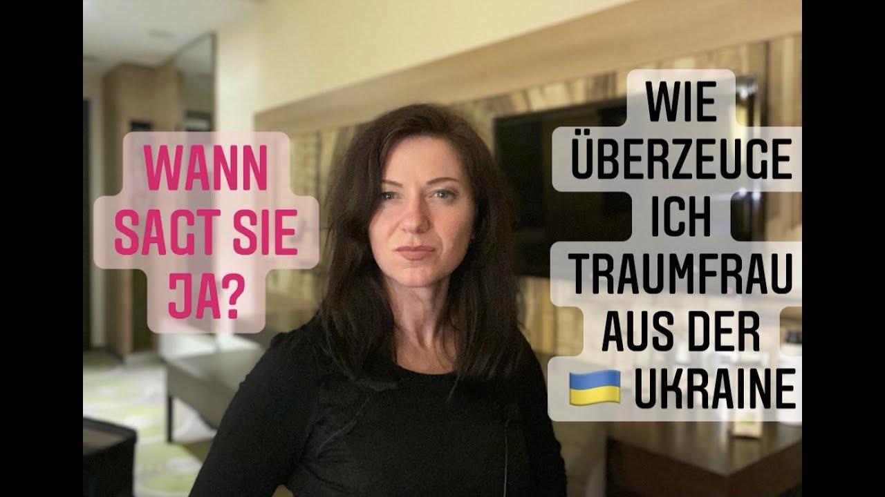 Sie entscheidet sich für ihn in 6 Stufen! | Ukrainische
