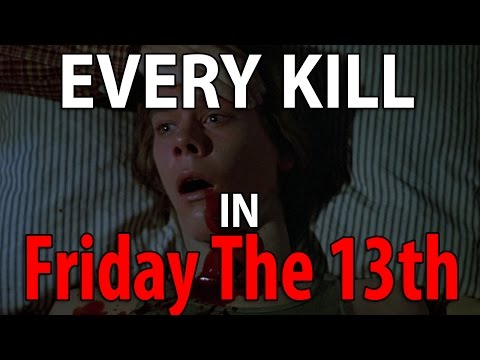 Every Kill In Friday The 13th (1980)