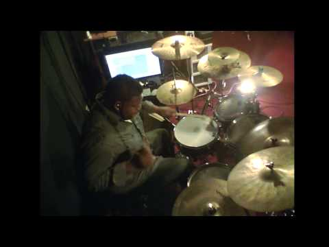 (Drum Cover) Myron Butler - The Blood of Jesus