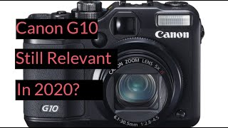 Is the Canon Powershot G10 Rel…