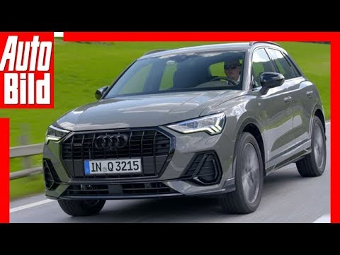 audi q3 2018 erste fahrt details review. Black Bedroom Furniture Sets. Home Design Ideas
