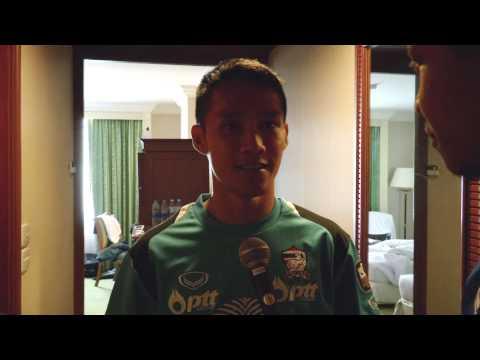 'แข้งไทย' มั่นใจ พิชิตเลบานอน