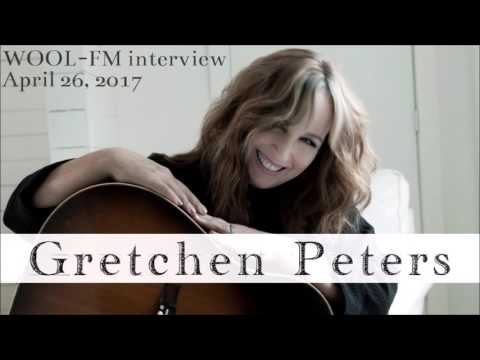 Gretchen Peters; WOOL-FM interview