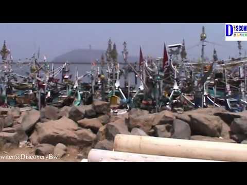 Meriahnya Pelabuhan Muncar Banyuwangi,saat Ritual Petik Laut