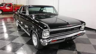 2677 DFW 1966 Chevy II Nova SS