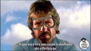 Epic Split - Chuck Norris Style - LEGENDADO (Paródia Van Damme Volvo Spot)
