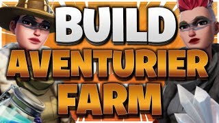 BUILD ADVENTURER FARM! - HELP FOR BIEN FORTNITE SAUVER THE WORLD