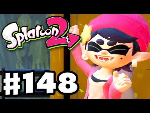 CALLIE'S BACK! 3.0 Update! - Splatoon 2 - Gameplay Walkthrough Part 148 (Nintendo Switch)