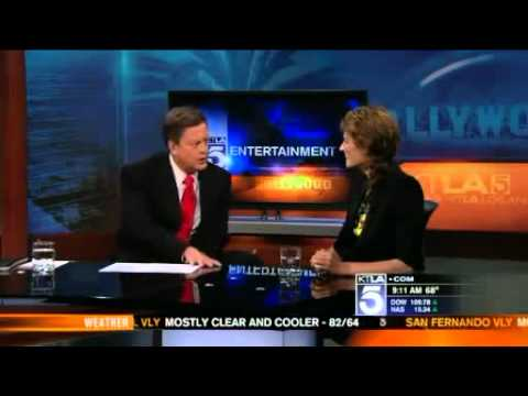 KTLA: Stana Katic talks about Castle and For Lovers Only