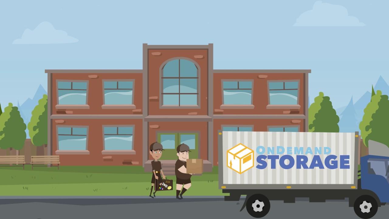 NYU Summer Storage | OnDemand Storage - NYC