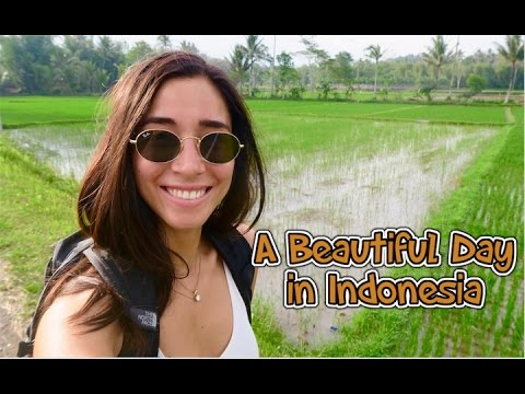 A Beautiful Day in Indonesia (Traveling Southeast Asia)