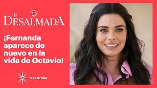 La Desalmada: ¡Octavio descubre que Fernanda está viva! | C- 5 | Las Estrellas