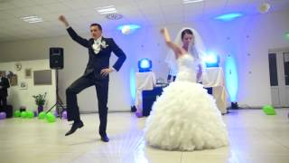 Novomanželský tanec_Barbora & Rišo_Beautiful first Wedding dance