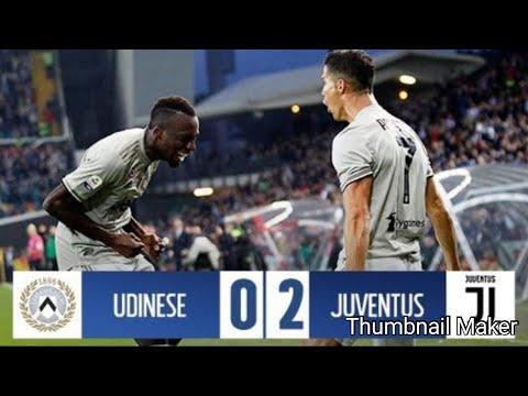 Cristiano Ronaldo Vs Udinese   Gol and skills💣2018