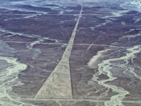 Ethnography on the nazca lines