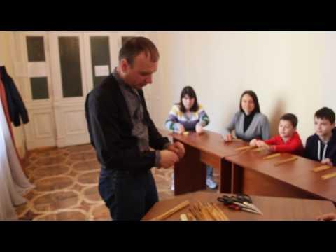 'Країна мрій' із Володимиром Мишолівським, львівським майстром із соломоплетіння