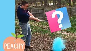 Funny Spring Baby Gender Reveals 🌷