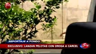 Exclusivo: Investigamos a quienes lanzan pelotas con droga hacia las cárceles - CHV Noticias