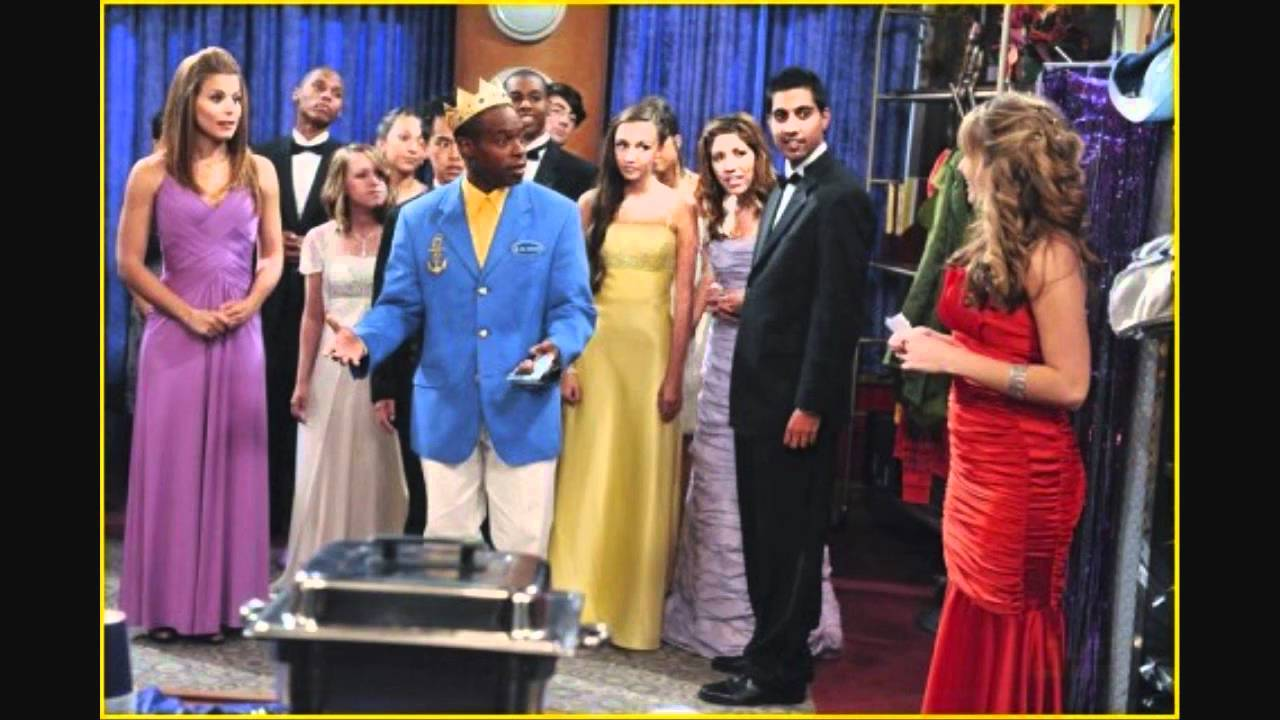 The Suite Life on Deck Prom night PICTURES!!! - YouTube