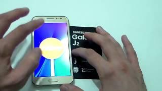 Samsung Galaxy J2 İncelemesi Türkçe