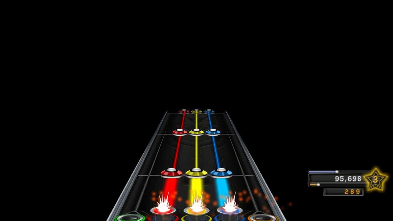 Skillet - The Resistance (Guitar Hero Chart Download)