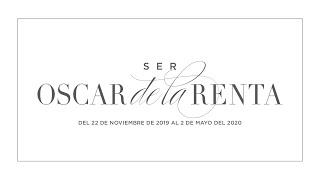 Leon center. Be Oscar de la Renta | Official teaser