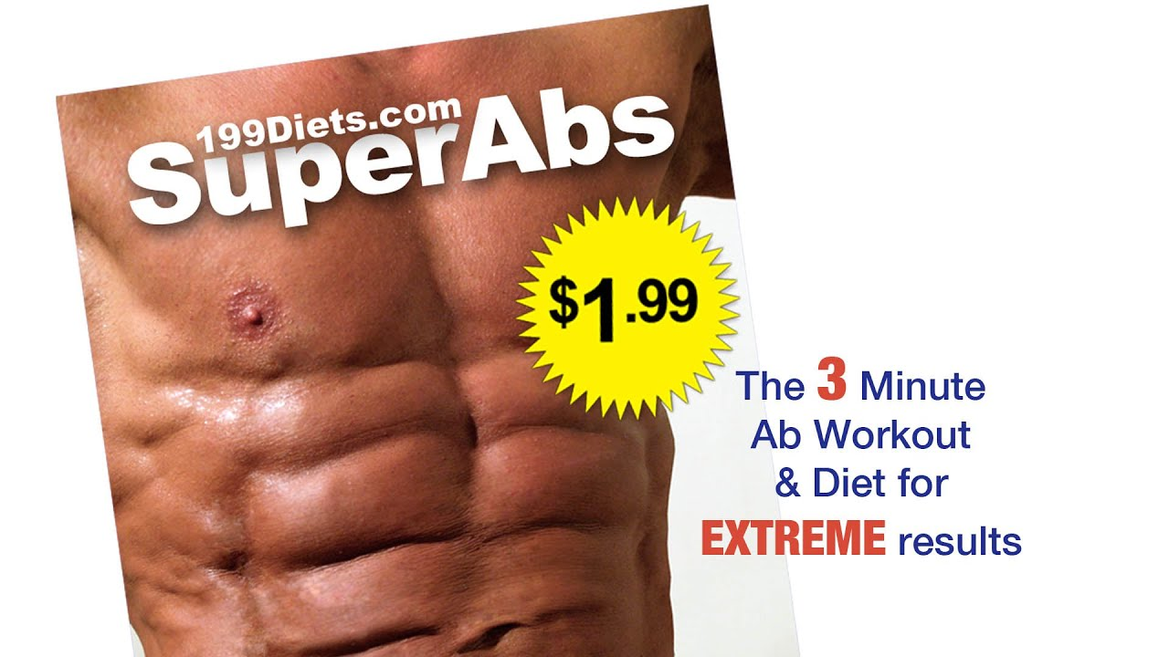 Superabs: How To Get Abs Fast At Home In 2 Weeks For Guys And Girls