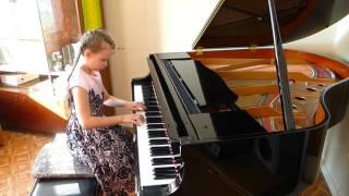 конкурс юных пианистов «Волшебные нотки» 2016