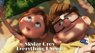 Skylar Grey - Everything I Need (UP)