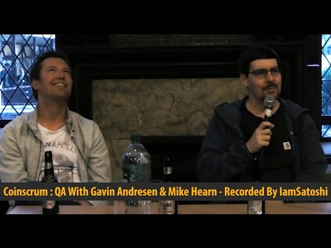 CoinScrum: QA with Gavin Andresen and Mike Hearn