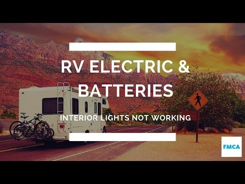 motorhome\u0027s 12 volt interior lights stopped working youtube Shasta Camper Wiring Diagram