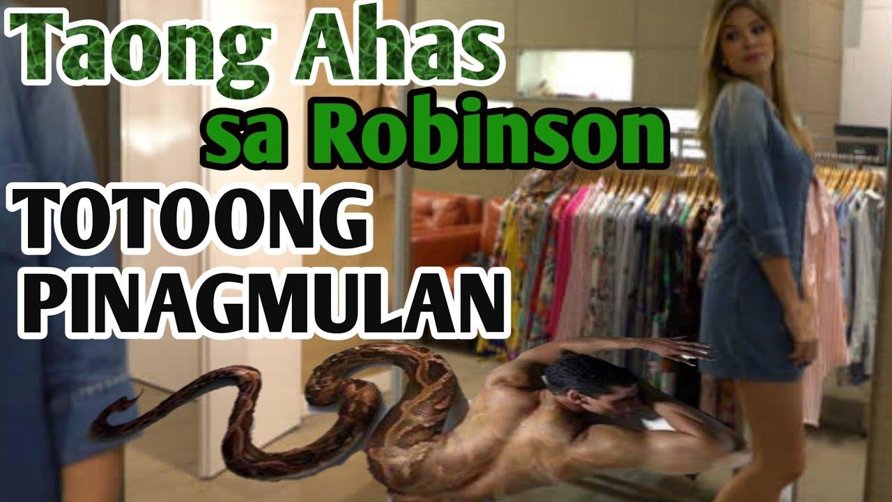 Download 🌍 TOTOONG Pinagmulan ng TAONG AHAS sa ROBINSON! #kmjs #kaalaman #clarktv