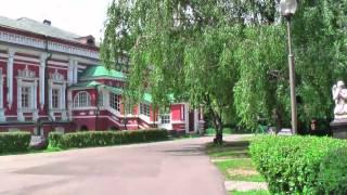видео Богородице-Смоленский Новодевичий монастырь