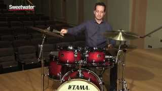 TAMA Silverstar Custom 5-piece Drum Kit Review by Sweetwater