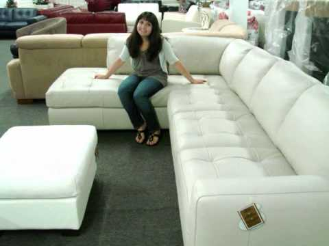 Thanksgiving Day Furniture Sales 2011 Natuzzi Ed. Leather Sofas.wmv