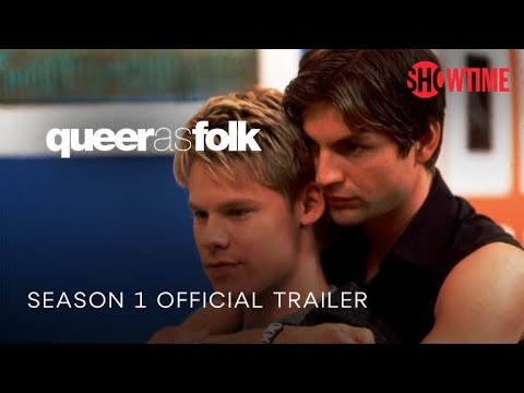 Queer As Folk Official Season 1 Trailer (Released In 2000)