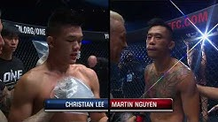 ONE: Full Fight | Martin Nguyen vs. Christian Lee 2 | Championship Rematch | May 2018