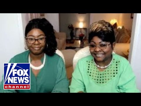 Diamond and Silk take on the Obamas' official portraits