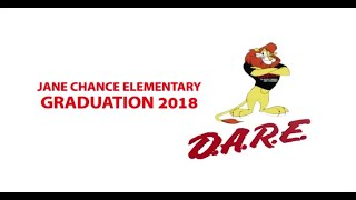 2018 Jane Chance Elementary D.A.R.E. Graduation Ceremony