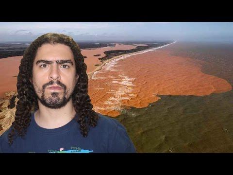 Samarco e a lama no mar (#Pirula 121.3)