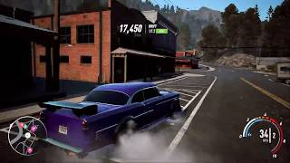 Need for Speed Payback:Drift with CHEVROLET BEL AIR 1955
