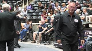 Man Gets Up Out Of Wheelchair And Walks Better - Mel Bond