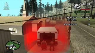 GTA San Andreas - Misiones de Paramédico o de la Ambulancia - MQ