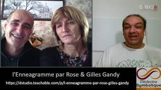 Webinaire énnéagramme par Rose et Gilles Gandy