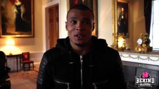 Chris Eubank Jr: