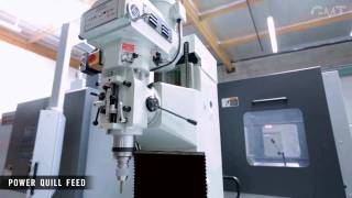 Crash Course in Milling: Chapter 2 - Basic Operation, by Glacern Machine Tools