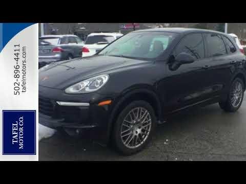 2016 Porsche Cayenne Louisville KY Elizabethtown, KY #T17222A