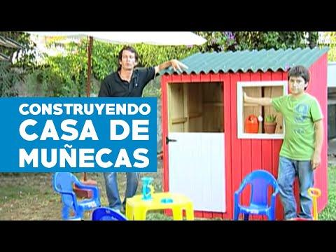 C mo hacer una casa de mu ecas youtube - Como crear tu casa ...