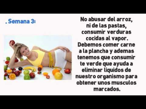 Ejemplo: verdura adelgazar piernas y muslos corriendo consumir todos los